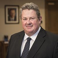 Honorary Federal Treasurer Andrew Burns